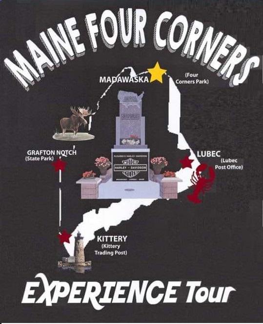 Maine Rides